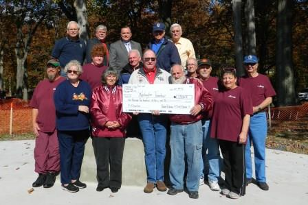 2012-10-12 CV Rod Custom Club Donation
