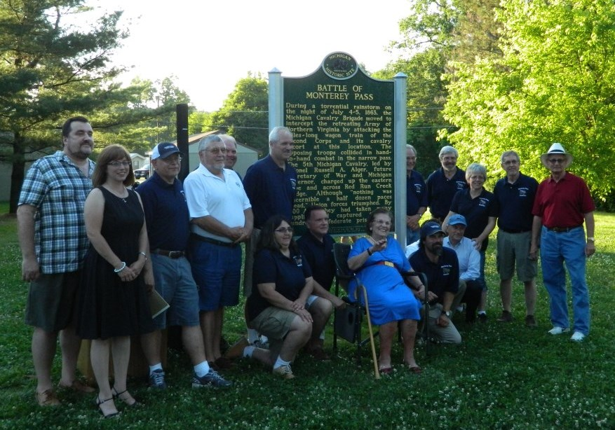 2013-07-05 - BOMP Ms. Cantwell-Michigan Marker