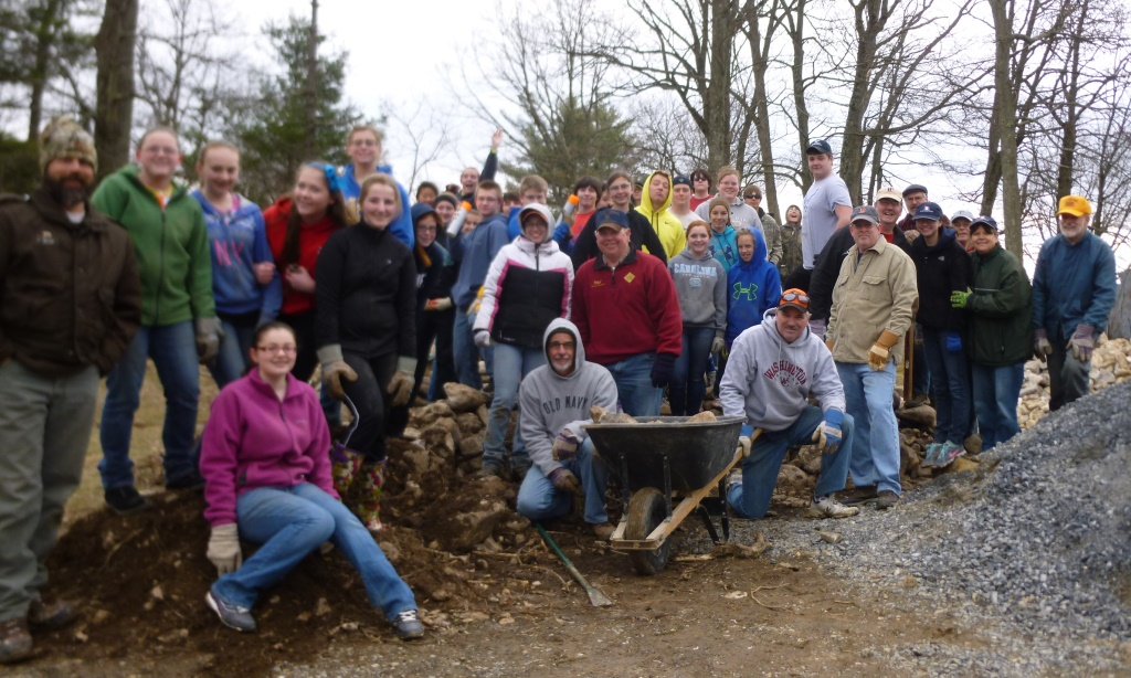 2014-04-05 BOMP Civil War Work Day