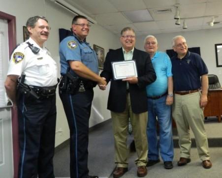 2014-06-25 T DeWitt Award