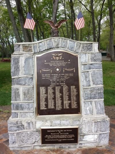 2014 Rouzerville Memorial
