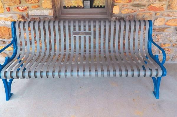 2014-08-21 BOMP Bench donation