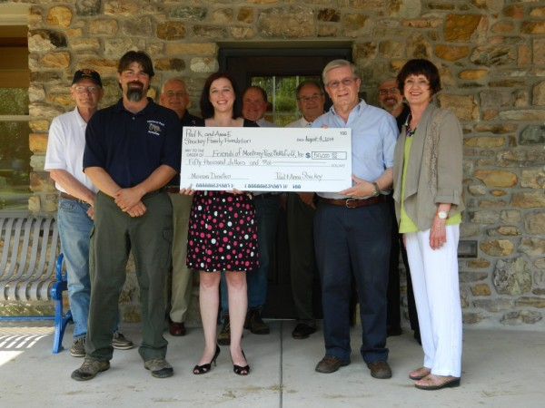 Battle of Monterey Pass Donation