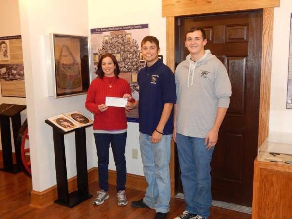 2014-10 BOMP Donation