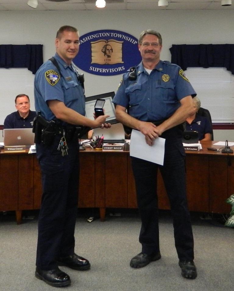 2015-09-09 Chief Keller & John Brady PA Agre Driv Enf Prog