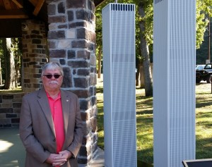 2015-9-11 Bob Backer Twin Towers